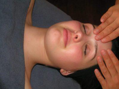 Foto: Japansk Lifting Næstved v. Lene Kryger. Naturligt ansigtsløft uden kirurgi. Naturli' Behandling.