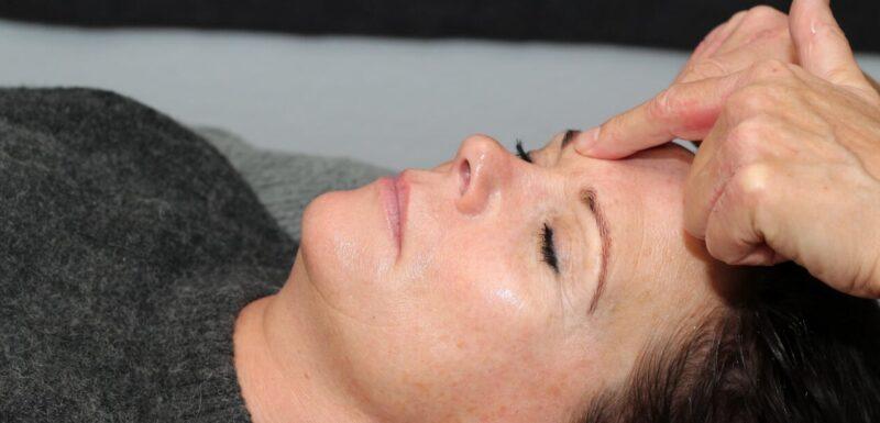 Lene Kryger, der behandler i Naturli' Behandling i Næstved